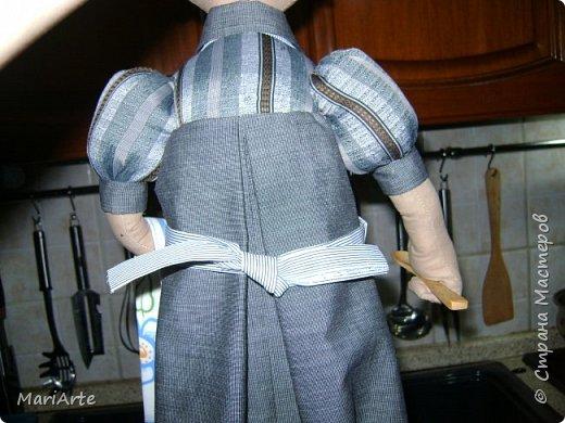 Дорогие мастерицы, давайте сошьем вот такого Повара!!! Ведь всегда приятно, когда мужчина трудится на кухне ))))) фото 74