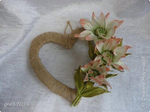 Доброго времени суток, мастера и мастерицы! Выдалась свободная минутка, хочу показать очередные мои цветочки.  фото 10