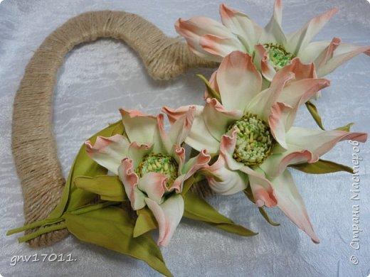 Доброго времени суток, мастера и мастерицы! Выдалась свободная минутка, хочу показать очередные мои цветочки.  фото 12