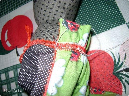Я считаю, что пакетница- очень полезная вещь в доме, а если она ещё и симпатичная... то она вдвойне полезнее ))))  Так что, девочки, у нас опять пакетница!!! фото 32