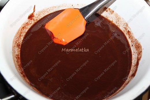 С Днем Всех Влюбленных!!!! Вот такую вкусноту я испекла любимому))) Брауни с вишней и творогом, мммм... фото 7