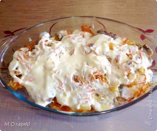 Кулинария Мастер-класс Рецепт кулинарный Мой способ приготовления зубатки Продукты пищевые фото 13