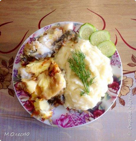 Кулинария Мастер-класс Рецепт кулинарный Мой способ приготовления зубатки Продукты пищевые фото 16