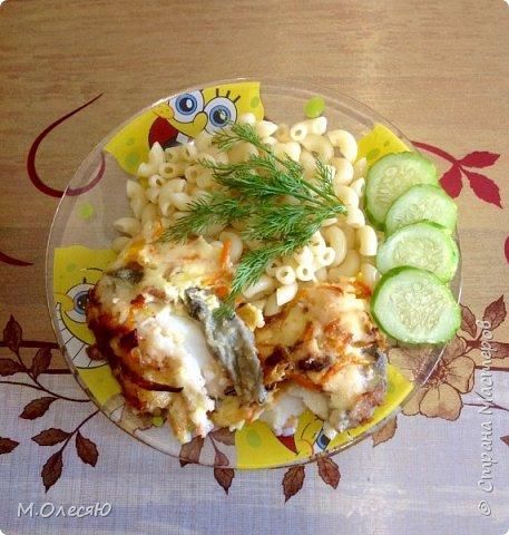 Кулинария Мастер-класс Рецепт кулинарный Мой способ приготовления зубатки Продукты пищевые фото 1