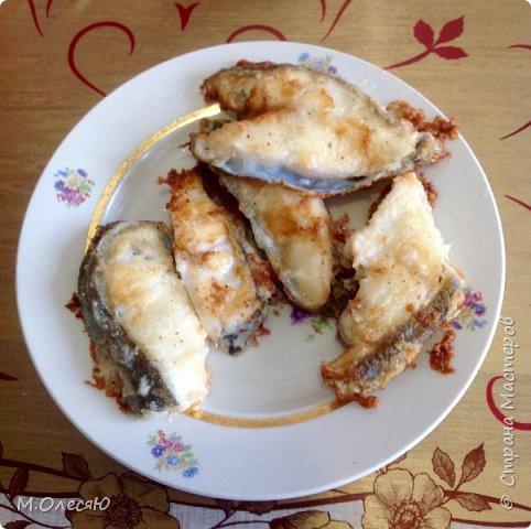 Кулинария Мастер-класс Рецепт кулинарный Мой способ приготовления зубатки Продукты пищевые фото 5