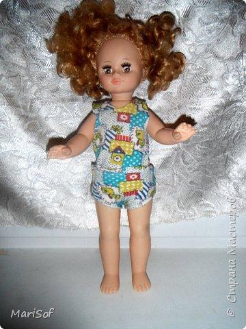 Здравствуй, Страна! Сегодня я к Вам с куколками. Это наши домашние красавицы, обновила им наряды. фото 8