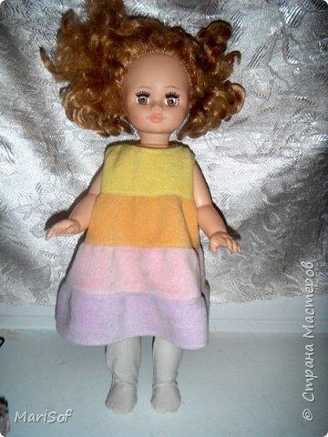 Здравствуй, Страна! Сегодня я к Вам с куколками. Это наши домашние красавицы, обновила им наряды. фото 6