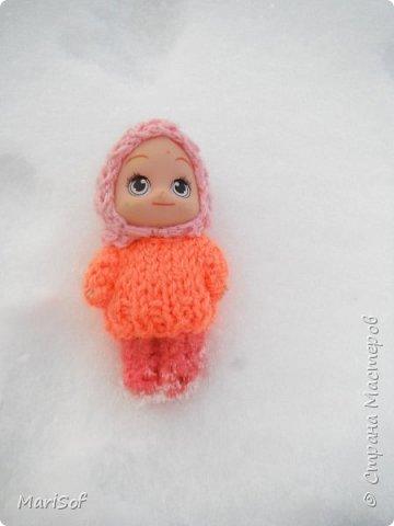 Здравствуй, Страна! Сегодня я к Вам с куколками. Это наши домашние красавицы, обновила им наряды. фото 10