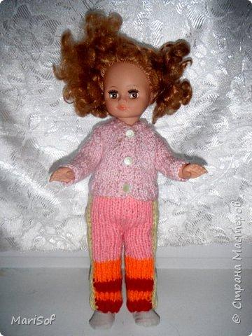 Здравствуй, Страна! Сегодня я к Вам с куколками. Это наши домашние красавицы, обновила им наряды. фото 7