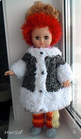 Здравствуй, Страна! Сегодня я к Вам с куколками. Это наши домашние красавицы, обновила им наряды. фото 5