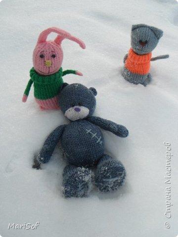 Здравствуй, Страна! Сегодня я к Вам с куколками. Это наши домашние красавицы, обновила им наряды. фото 14