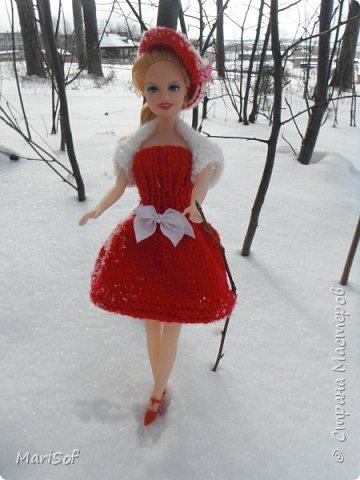 Здравствуй, Страна! Сегодня я к Вам с куколками. Это наши домашние красавицы, обновила им наряды. фото 2