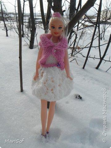 Здравствуй, Страна! Сегодня я к Вам с куколками. Это наши домашние красавицы, обновила им наряды. фото 3