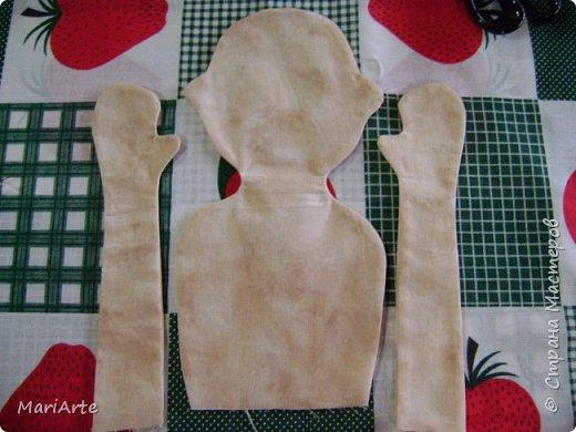 Когда я начала шить эту пакетницу, в голове у меня была совсем другая идея... )))))) фото 8