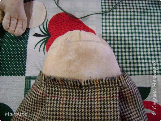 Когда я начала шить эту пакетницу, в голове у меня была совсем другая идея... )))))) фото 11