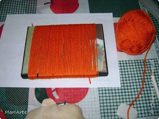 Когда я начала шить эту пакетницу, в голове у меня была совсем другая идея... )))))) фото 25
