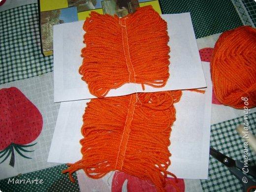 Когда я начала шить эту пакетницу, в голове у меня была совсем другая идея... )))))) фото 27
