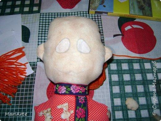 Когда я начала шить эту пакетницу, в голове у меня была совсем другая идея... )))))) фото 30