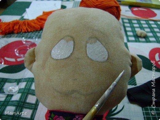 Когда я начала шить эту пакетницу, в голове у меня была совсем другая идея... )))))) фото 31