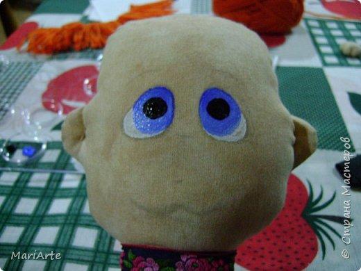 Когда я начала шить эту пакетницу, в голове у меня была совсем другая идея... )))))) фото 33
