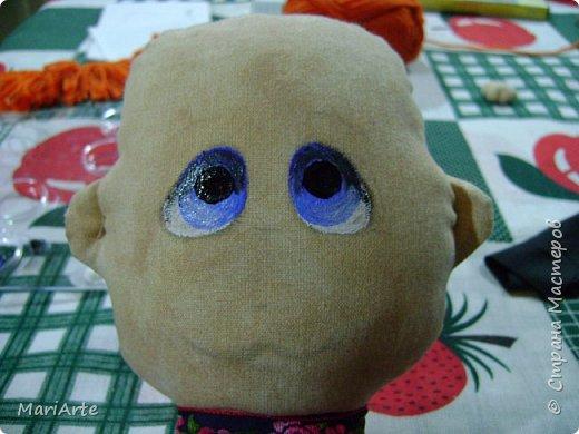 Когда я начала шить эту пакетницу, в голове у меня была совсем другая идея... )))))) фото 34
