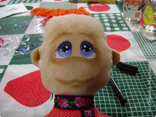 Когда я начала шить эту пакетницу, в голове у меня была совсем другая идея... )))))) фото 36