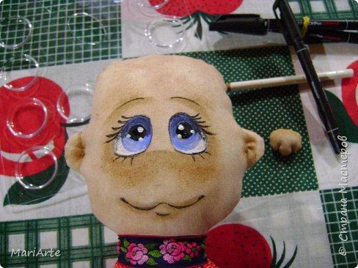 Когда я начала шить эту пакетницу, в голове у меня была совсем другая идея... )))))) фото 37