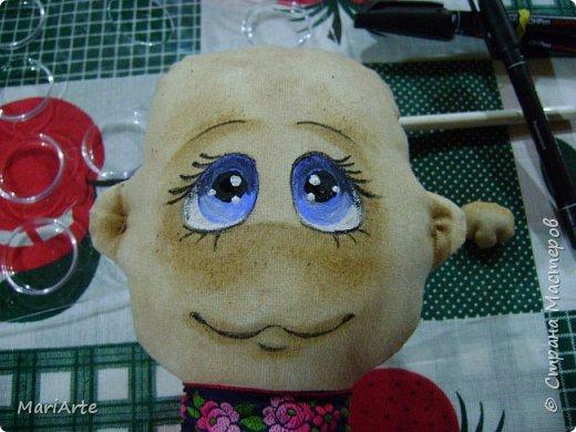 Когда я начала шить эту пакетницу, в голове у меня была совсем другая идея... )))))) фото 38