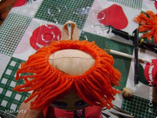 Когда я начала шить эту пакетницу, в голове у меня была совсем другая идея... )))))) фото 39