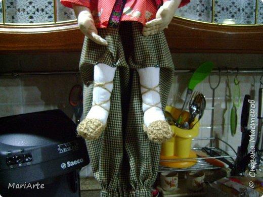 Когда я начала шить эту пакетницу, в голове у меня была совсем другая идея... )))))) фото 44