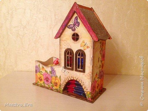 Вот такой уютный чайный домик. фото 3