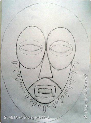 Здравствуйте, жители Страны Мастеров! Представляю вашему вниманию две маски, сделанные из картона. фото 2