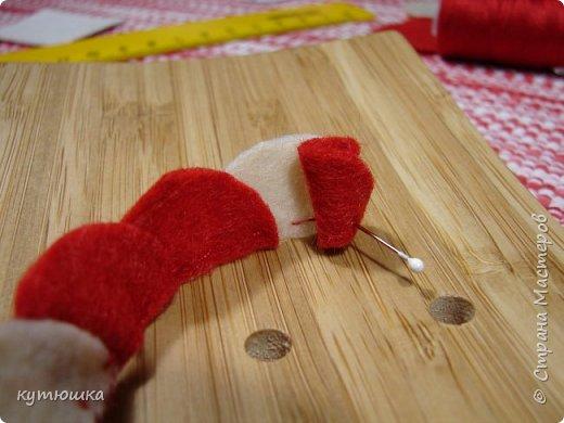 вот такая милая розочка , можно сделать несколько и поставить в  вазочку  :)  , а можно сделать без ножки и пришить в  качестве  украшения ... фото 14