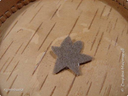 вот такая милая розочка , можно сделать несколько и поставить в  вазочку  :)  , а можно сделать без ножки и пришить в  качестве  украшения ... фото 24