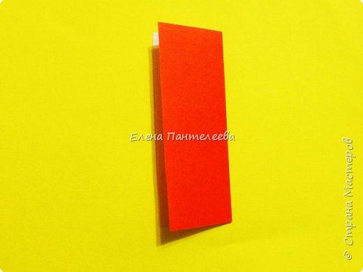 Продолжая тему 70-летия победы, предлагаю еще одну авторскую разработку по оригами- Российский флаг. фото 19