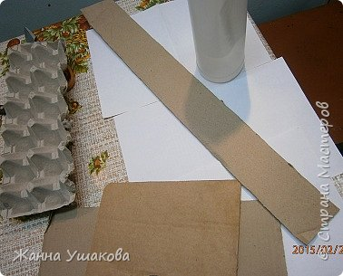 Интерьер Мастер-класс Камушки в моём испонении Бумага Картон фото 4