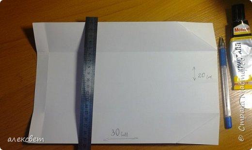 Здравствуйте мастера. Очень захотелось мне сделать открытки к 23 февраля. Рубашек видела много а вот м/ к нашла только в видеозаписи на одноклассниках. Делаются очень быстро минут по 5 , я наделала штук 10. Пока делала решила и Вам показать как их делать. Спасибо тем мастерам кто придумал такую хорошую идею по созданию рубашки с галстуком. Материалы: Бмага или картон 30 на 20 см на рубашку и 9 на 9 см для галстука . Клей кристал или пва, ножницы, карандаш, линейка. фото 2
