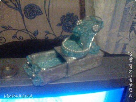 Вот моя первая туфелька фото 5
