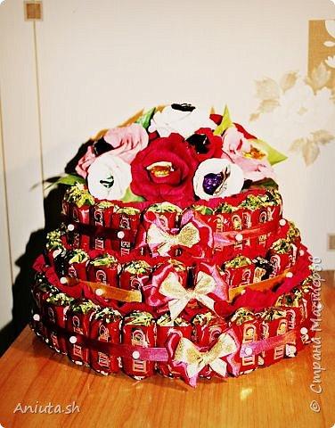 Много тортов свит дизайн. И коробочка для подарка. Много фото. фото 3