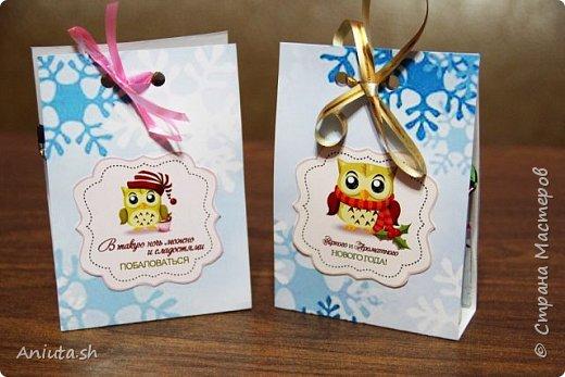 Шоколадницы и подарочные пакетики с сюрпризом. фото 8