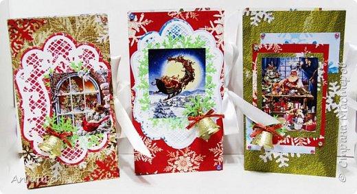 Шоколадницы и подарочные пакетики с сюрпризом.