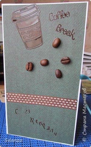 Вот делюсь с вами моими подарками на 23 февраля нашим любимым мужчинам. У меня, как всегда, была масштабная работа 11 шоколадниц. 3 на работу и 3 друзьям, а остальные мужчинам моей семьи! Нашла на СМ прекрасный на мой взгляд мастер класс по шоколадницам https://stranamasterov.ru/node/637452?c=favorite, а в нем ссылку на блог http://rusaliya.blogspot.ru/2013/02/blog-post_25.html чем собственно и пользовалась при создании шоколадниц. Первая шоколадница ушла к моему начальнику, он человек серьезный - ему и рубашку с галстуком получить))) фото 7