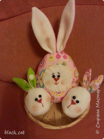 Яйца-зайцы фото 1