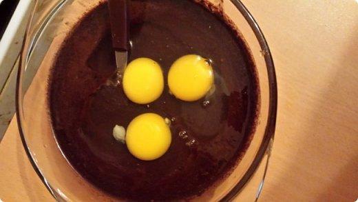 Этот рецепт я нашла на просторах интернета,поэтому на права не претендую,просто просят поделиться рецептом(делюсь):  И так ингредиенты: Шоколад 100гр. Сахарный песок 6 ложек Масло сливочное(несоленое) 100гр. Яйцо куриное 3шт. Мука 4ст.л.  фото 7