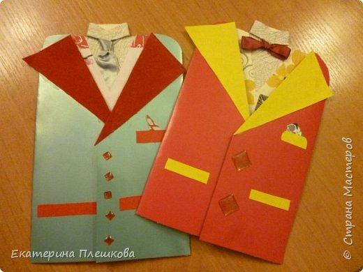 Пиджачки - открыточки фото 2