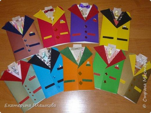 Пиджачки - открыточки фото 1