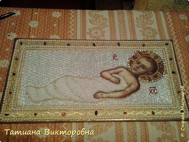 Казанская икона Божией Матери. Первый мой опыт. фото 6