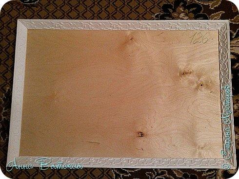 Картина панно рисунок Мастер-класс Лепка Моделирование конструирование Долгострой как я его делала   Гипс Краска Тесто соленое фото 2