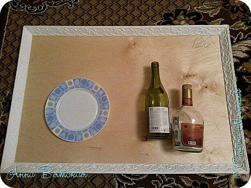 Картина панно рисунок Мастер-класс Лепка Моделирование конструирование Долгострой как я его делала   Гипс Краска Тесто соленое фото 3