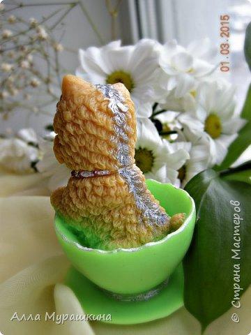 Здравствуйте, дорогие мастера! Вот и наступила долгожданная весна! Впереди 8 марта! Захотелось сотворить что-нибудь яркое и красивое! фото 9